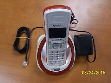 Vtech Ls6117 1.9 Ghz Single Line Cordless Phone, 2 New Batteries
