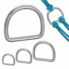 K9.5c 926620 D Ring 1 St D Ringe D-Ringe 47 mm Edelstahl D-Ring
