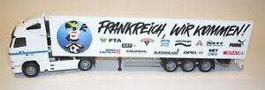 AWM-50737 Camión Volvo Fútbol Campeón Mundo 1998