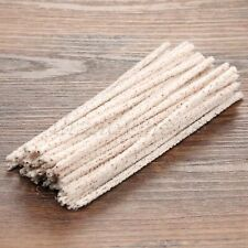 50pcs/set Intensive Cotton Smoking Tobacco Pipe Cleaners Cleaning Tool Practical