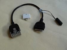 SCION iPOD iPHONE 6S 6 plus 6 5s 5c 5 AUX INPUT CABLE XB XA TC PT546-21062