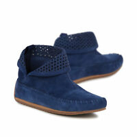 NEW EMU Ghostgum Cow Suede Ankle Boots - Choice of Colour & Size
