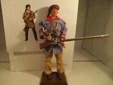 "Davy Crockett Alamo Frontiersman Scout Indian fighter custom 1/6 12"" figure"