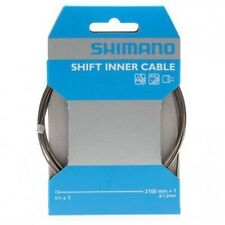 Shimano Shift Inner Cable Stainless Steel 1x 2.1m 1.2 Mm Diameter