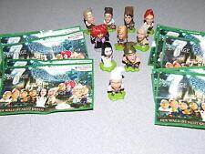 Vintage Kinder Surprise Set 7 Zwerge Gnomes Der Wald ist Nicht Genug 2006