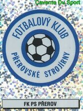 370 BADGE SCUDETTO FK.PS PREROV REP.CZECH STICKER CESKY FOTBAL 1997 PANINI