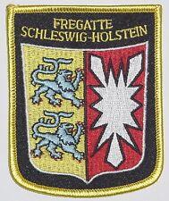 """Marine Aufnäher Patch Fregatte """"Schleswig-Holstein"""" F216 ...........A4306"""
