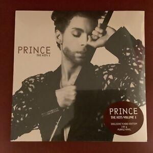 Prince - The Hits 1 Exclusive German Tchibo Edition Purple Vinyl 2 LP