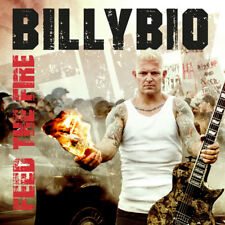 BILLYBIO - Feed The Fire - Orange Vinyl-LP - 884860249218