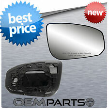 NEW PASSENGER'S SIDE MIRROR REPLACEMENT GLASS BACKING MOUNT FITS NISSAN MAXIMA