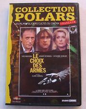 DVD LE CHOIX DES ARMES - Yves MONTAND / Gérard DEPARDIEU / Catherine DENEUVE