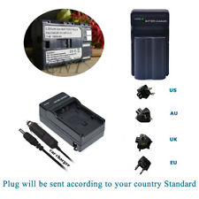 Battery /Charger for Canon BP-BP-511 a  EOS 10D 20D 30D 40D 50D 5D D30 D60 300D