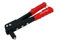 CT0367 Hand Pop Rivet Riviter Gun With Interchangeable Heads & 40 Varied Rivets