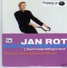 (497N) Jan Rot, In Stilte Verliefd - 1996 CD