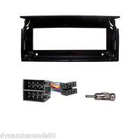 Car Stereo Radio CD Fitting Kit Fascia Panel Wiring For Citroen Berlingo, ZX