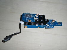 SONY VAIO VGN-FZ21E FZ38M scheda accensione card POWER BUTTON BOARD + cavo CABLE