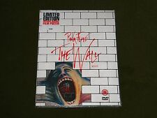 PINK FLOYD THE WALL DVD LIMITED 25th DIG EDITION FILM POSTER SEALED Roger Waters