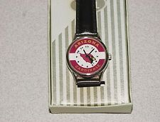 "Vintage Arizona CARDINALS Fossil Brand Watch ""Relic"" Watches NWT in Original Box"