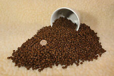 """3 lbs Bulk 3/16"""" Cichlid & More 41% Protein Growth Pellet FLOATING Fish Food"""