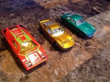 Lot Of 3 Very Rare 20-30Years Matchbox Die Cast~Lamborghini 'A'~Ferrari~Che ap!