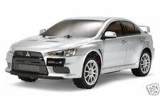 Tamiya 1/10 R/C  LANCER EVOLUTION X   4WD Rally  w/ ESC  DF-03 Ra Chassis  58440