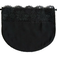Silky Modesty Panel with 3-inch Lace Trim Chemisettes by Anne 15000+ Sold