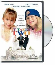 It Takes Two (DVD, 2009 )  RARE OOP BRAND NEW MARY-KATE AND ASHLEY 1995