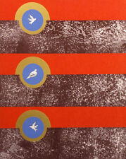 """Hal Connelly """"Receive, Retain, Release"""" Signed & Numbered Art Print dove 1976"""