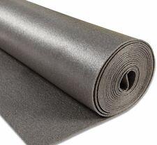 Graphite Black Carpet Underlay 6mm Great Value - PE Foam - Budget - Cheap