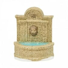 Department 56 TUDOR GARDENS LION FOUNTAIN 4047570 Dept 56 D56 RETIRED