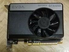 EVGA GeForce GTX 650 1GB GDDR5 Graphics Card *REFURBISHED* Nvidia 01G-P4-2650-KR