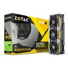 Zotac GeForce GTX 1080 Ti Graphic Card - 1.65 GHz Core - 1.76 GHz Boost Clock
