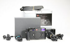 Leica m9 Body + 7 TSD. Triple + very good (218786)