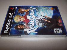 Rogue Galaxy Playstation 2-PS2-UK PAL-NEW & FACTORY SEALED RPG rayée