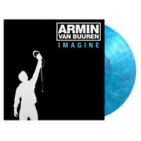 Armin van Buuren - Imagine Limited Numbered Blue Vinyl  (2020 - EU - Original)