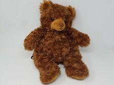 Unipak - Soft, Plush, Brown Teddy Bear Backpack - Zipper Pack