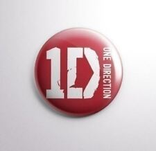 1D ONE DIRECTION -  Pinbacks Badge Button 25mm 1'' -+__