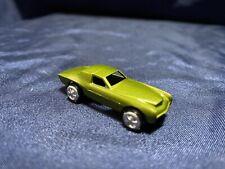 PlayArt Fast Wheels Mini Speedster Green Cadillac Eldorado Vintage 70's HongKong