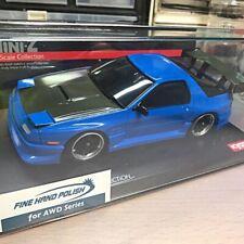 Kyosho Mini-Z AWD MA-010 MAZDA Savanna RX-7 FC3S Aero Kit CFRP hood MZ415CR Blue