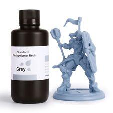 ELEGOO Standard 3D Printer Rapid Resin 1000 Gram Grey