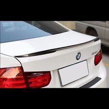 Carbon Fiber Rear Trunk Boot Lip Spoiler For BMW 3 Series F30 M3 328i 335i 320i