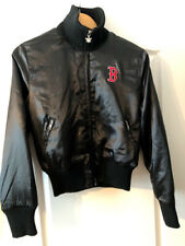 Touch by Alyssa Milano BOSTON RED SOX JACKET Black size Large Women NEW W/TAGS