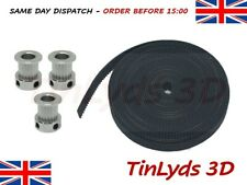 GT2 10mm Timing Belt and Pulleys 20 Teeth 8mm Shaft CNC Reprap 3d printer part