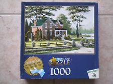 Wrebbit Perfalock Summer Joy jigsaw puzzle 1000 pieces, artist Bill Saunders