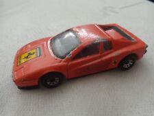 1/59 MATCHBOX - CLASSIC FERRARI TESTAROSSA ORANGE DIECAST CAR VINTAGE 1986