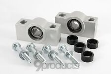 Porsche 944, 944 Turbo, 944S and S2, 968 Caster Blocks, Front A-arm, rear mounts
