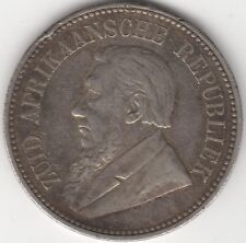 More details for 1895 south africa silver 2 1/2 shillings | world coins | pennies2pounds