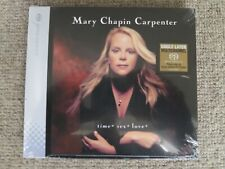 SACD - Mary Chapin Carpenter - Time Sex Love - New Sealed