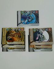 Bakugan Battle Brawlers Metal Cards 2008 Lot Of 7