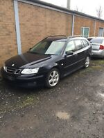 Breaking Saab 93 Estate 1.9 Diesel  2006 All Parts available.